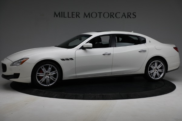 Used 2015 Maserati Quattroporte S Q4 for sale Sold at Bentley Greenwich in Greenwich CT 06830 2
