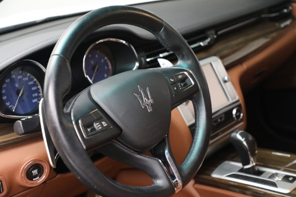 Used 2015 Maserati Quattroporte S Q4 for sale Sold at Bentley Greenwich in Greenwich CT 06830 23