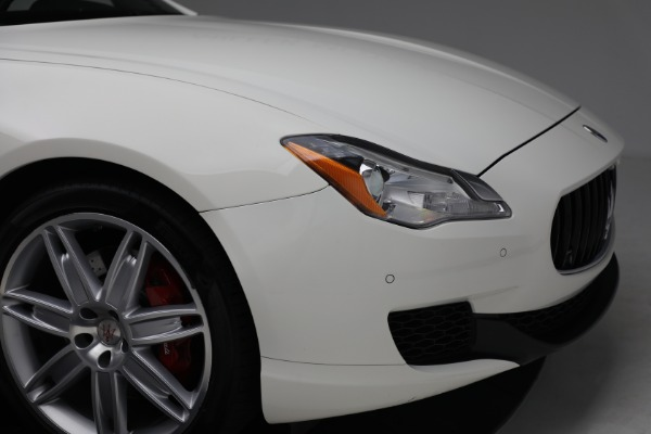 Used 2015 Maserati Quattroporte S Q4 for sale Call for price at Bentley Greenwich in Greenwich CT 06830 28