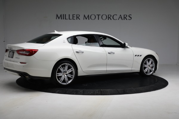 Used 2015 Maserati Quattroporte S Q4 for sale Sold at Bentley Greenwich in Greenwich CT 06830 8