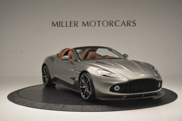 Used 2018 Aston Martin Zagato Speedster Convertible for sale Sold at Bentley Greenwich in Greenwich CT 06830 11