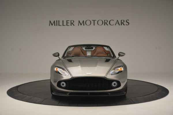 Used 2018 Aston Martin Zagato Speedster Convertible for sale Sold at Bentley Greenwich in Greenwich CT 06830 12