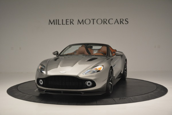 Used 2018 Aston Martin Zagato Speedster Convertible for sale Sold at Bentley Greenwich in Greenwich CT 06830 2