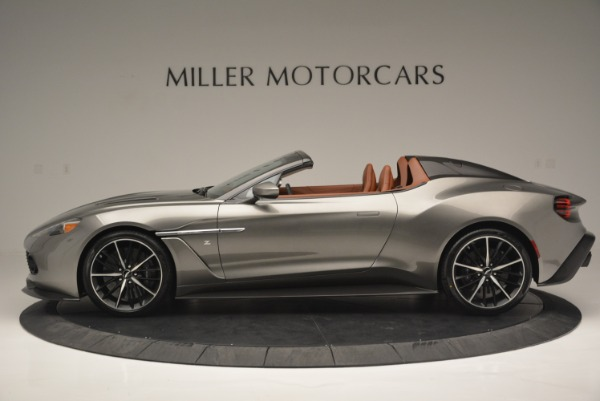 Used 2018 Aston Martin Zagato Speedster Convertible for sale Sold at Bentley Greenwich in Greenwich CT 06830 3