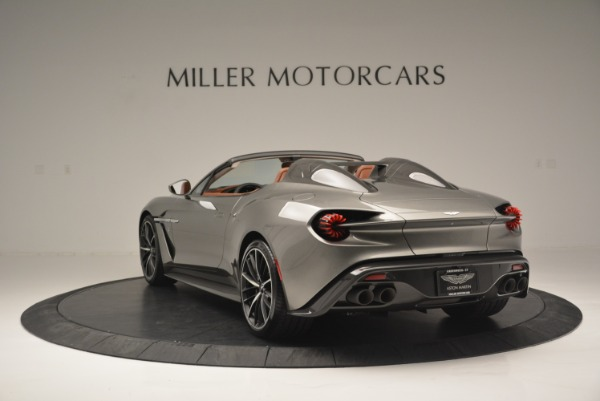 Used 2018 Aston Martin Zagato Speedster Convertible for sale Sold at Bentley Greenwich in Greenwich CT 06830 5