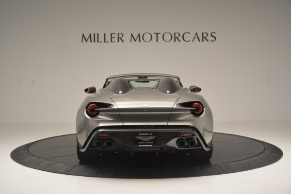 Used 2018 Aston Martin Zagato Speedster Convertible for sale Sold at Bentley Greenwich in Greenwich CT 06830 6