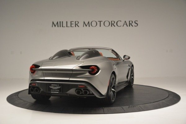 Used 2018 Aston Martin Zagato Speedster Convertible for sale Sold at Bentley Greenwich in Greenwich CT 06830 7