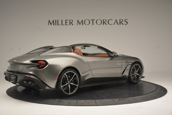 Used 2018 Aston Martin Zagato Speedster Convertible for sale Sold at Bentley Greenwich in Greenwich CT 06830 8