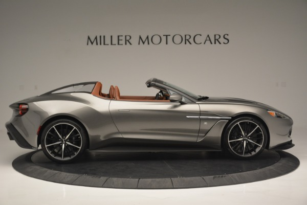 Used 2018 Aston Martin Zagato Speedster Convertible for sale Sold at Bentley Greenwich in Greenwich CT 06830 9