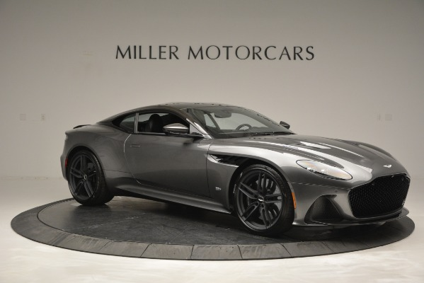 Used 2019 Aston Martin DBS Superleggera Coupe for sale Sold at Bentley Greenwich in Greenwich CT 06830 10