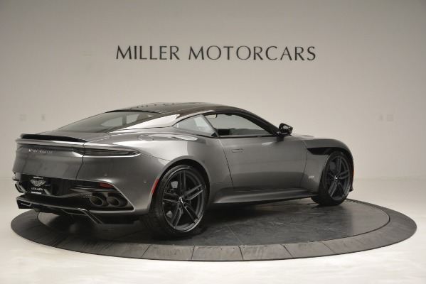 Used 2019 Aston Martin DBS Superleggera Coupe for sale Sold at Bentley Greenwich in Greenwich CT 06830 8