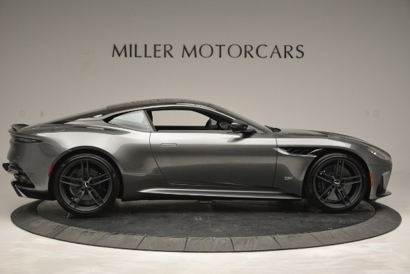Used 2019 Aston Martin DBS Superleggera Coupe for sale Sold at Bentley Greenwich in Greenwich CT 06830 9