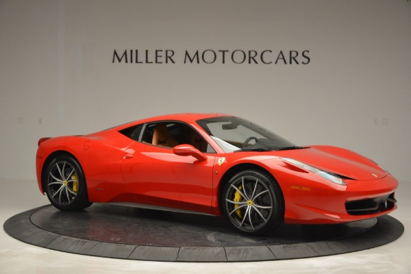 Used 2014 Ferrari 458 Italia for sale Sold at Bentley Greenwich in Greenwich CT 06830 10