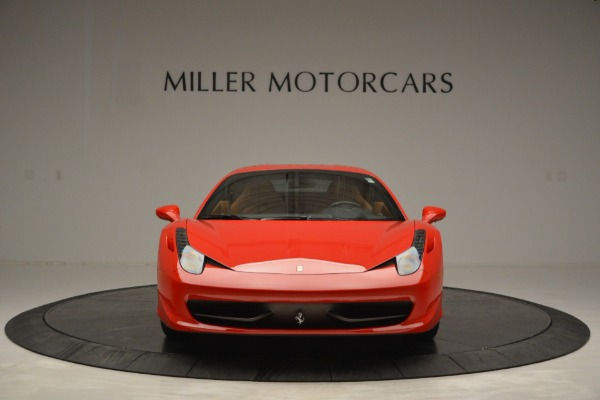 Used 2014 Ferrari 458 Italia for sale Sold at Bentley Greenwich in Greenwich CT 06830 12