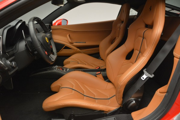 Used 2014 Ferrari 458 Italia for sale Sold at Bentley Greenwich in Greenwich CT 06830 14