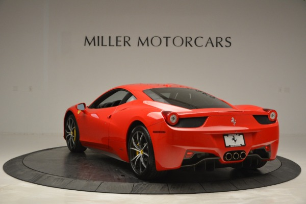 Used 2014 Ferrari 458 Italia for sale Sold at Bentley Greenwich in Greenwich CT 06830 5
