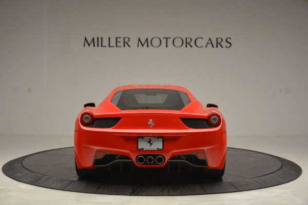 Used 2014 Ferrari 458 Italia for sale Sold at Bentley Greenwich in Greenwich CT 06830 6