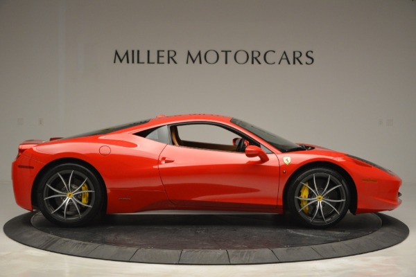 Used 2014 Ferrari 458 Italia for sale Sold at Bentley Greenwich in Greenwich CT 06830 9