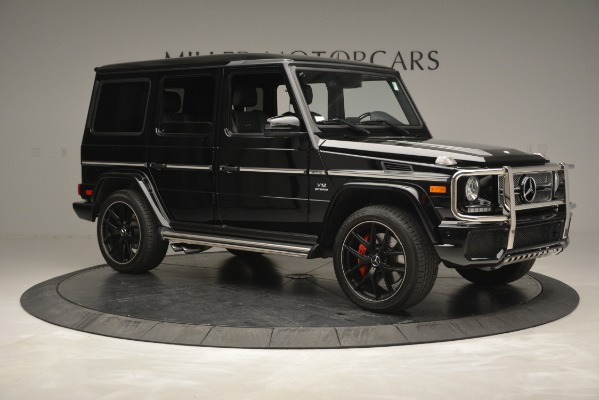 Used 2016 Mercedes-Benz G-Class AMG G 65 for sale Sold at Bentley Greenwich in Greenwich CT 06830 10