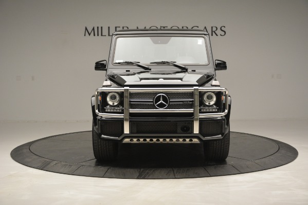 Used 2016 Mercedes-Benz G-Class AMG G 65 for sale Sold at Bentley Greenwich in Greenwich CT 06830 12