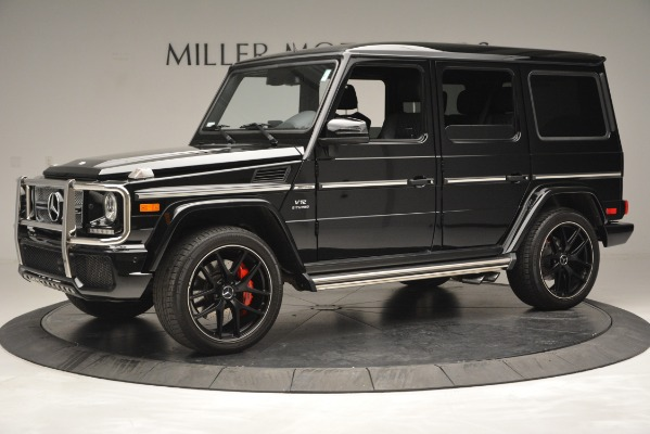 Used 2016 Mercedes-Benz G-Class AMG G 65 for sale Sold at Bentley Greenwich in Greenwich CT 06830 2