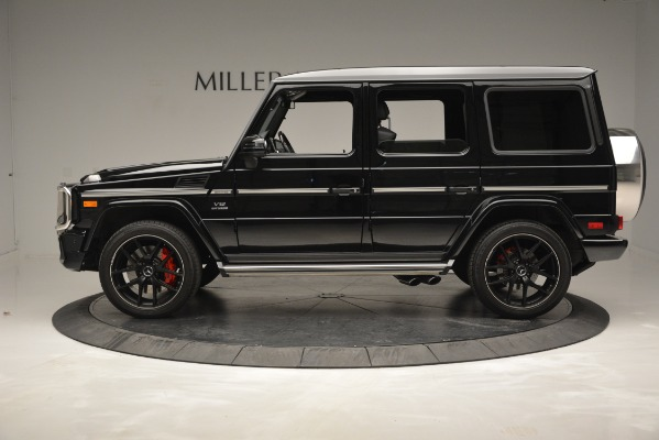 Used 2016 Mercedes-Benz G-Class AMG G 65 for sale Sold at Bentley Greenwich in Greenwich CT 06830 3