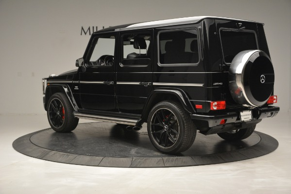 Used 2016 Mercedes-Benz G-Class AMG G 65 for sale Sold at Bentley Greenwich in Greenwich CT 06830 4