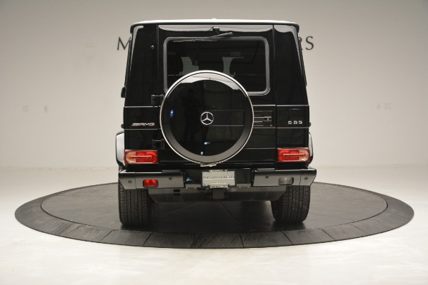 Used 2016 Mercedes-Benz G-Class AMG G 65 for sale Sold at Bentley Greenwich in Greenwich CT 06830 6