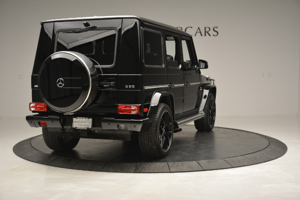 Used 2016 Mercedes-Benz G-Class AMG G 65 for sale Sold at Bentley Greenwich in Greenwich CT 06830 7