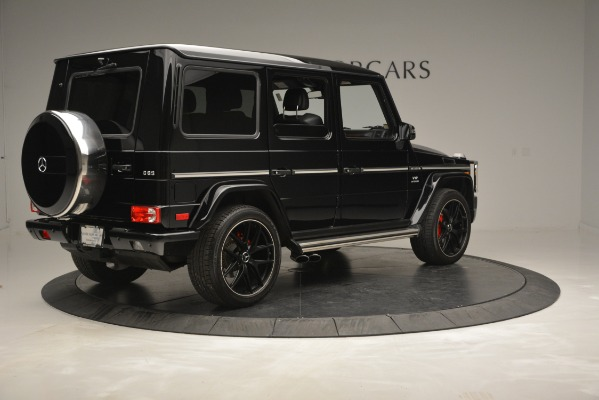 Used 2016 Mercedes-Benz G-Class AMG G 65 for sale Sold at Bentley Greenwich in Greenwich CT 06830 8