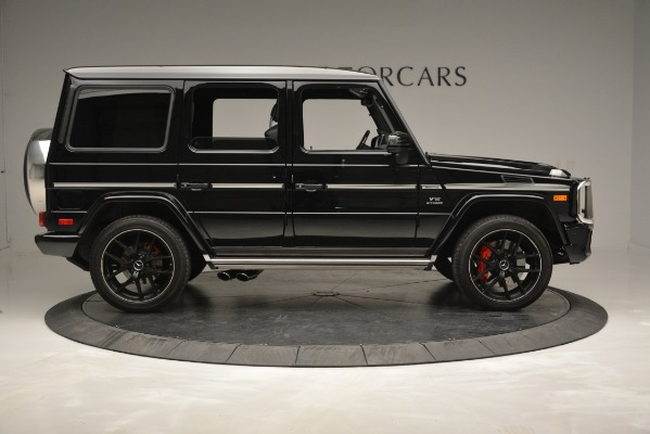 Used 2016 Mercedes-Benz G-Class AMG G 65 for sale Sold at Bentley Greenwich in Greenwich CT 06830 9