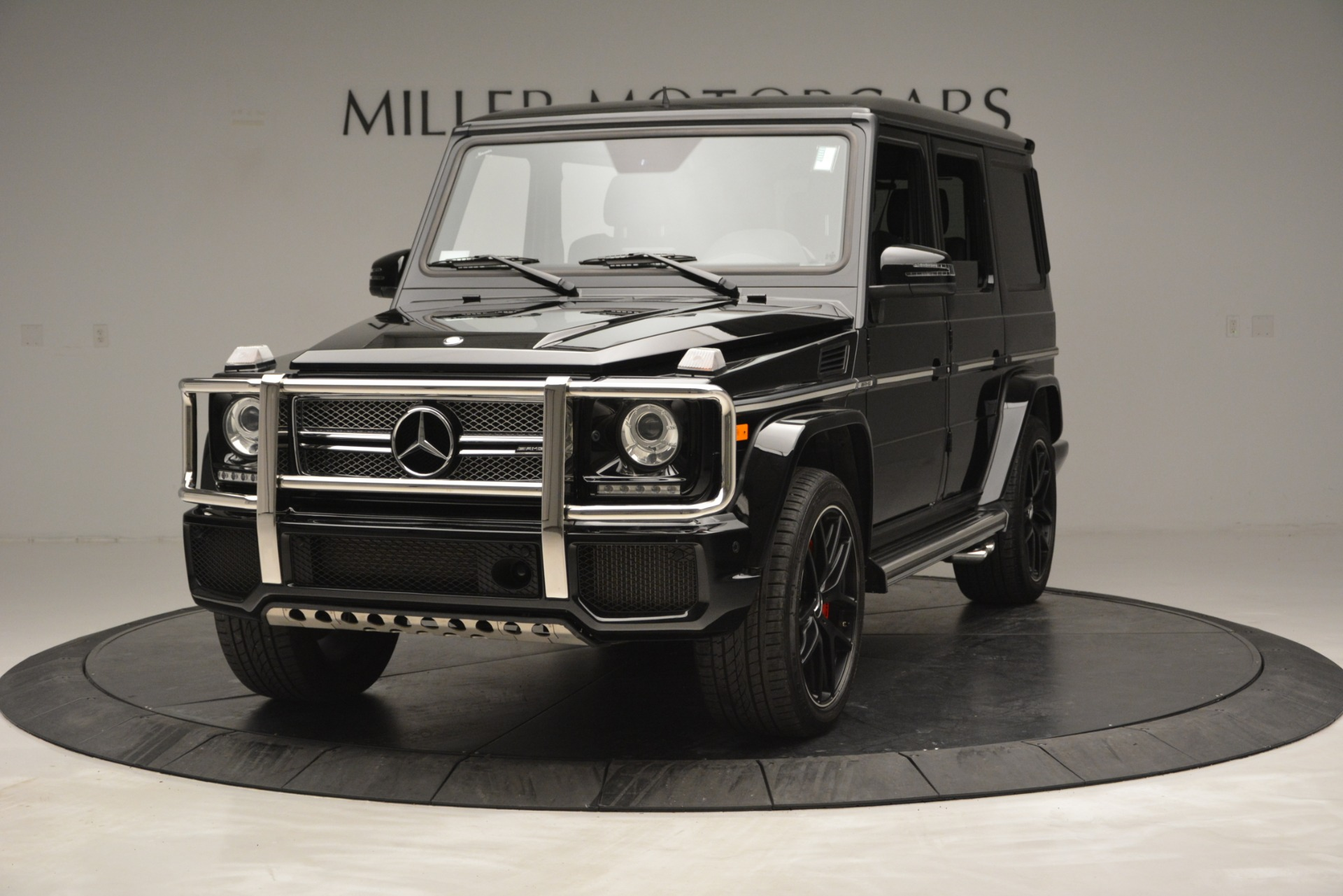 Used 2016 Mercedes-Benz G-Class AMG G 65 for sale Sold at Bentley Greenwich in Greenwich CT 06830 1