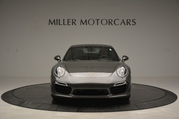 Used 2015 Porsche 911 Turbo S for sale Sold at Bentley Greenwich in Greenwich CT 06830 12