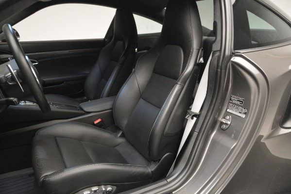 Used 2015 Porsche 911 Turbo S for sale Sold at Bentley Greenwich in Greenwich CT 06830 16