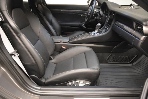 Used 2015 Porsche 911 Turbo S for sale Sold at Bentley Greenwich in Greenwich CT 06830 20