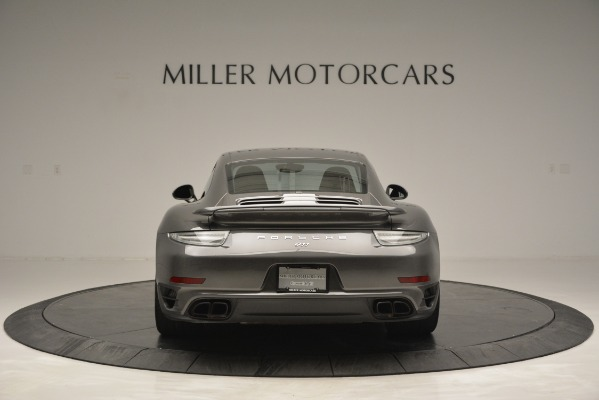 Used 2015 Porsche 911 Turbo S for sale Sold at Bentley Greenwich in Greenwich CT 06830 6