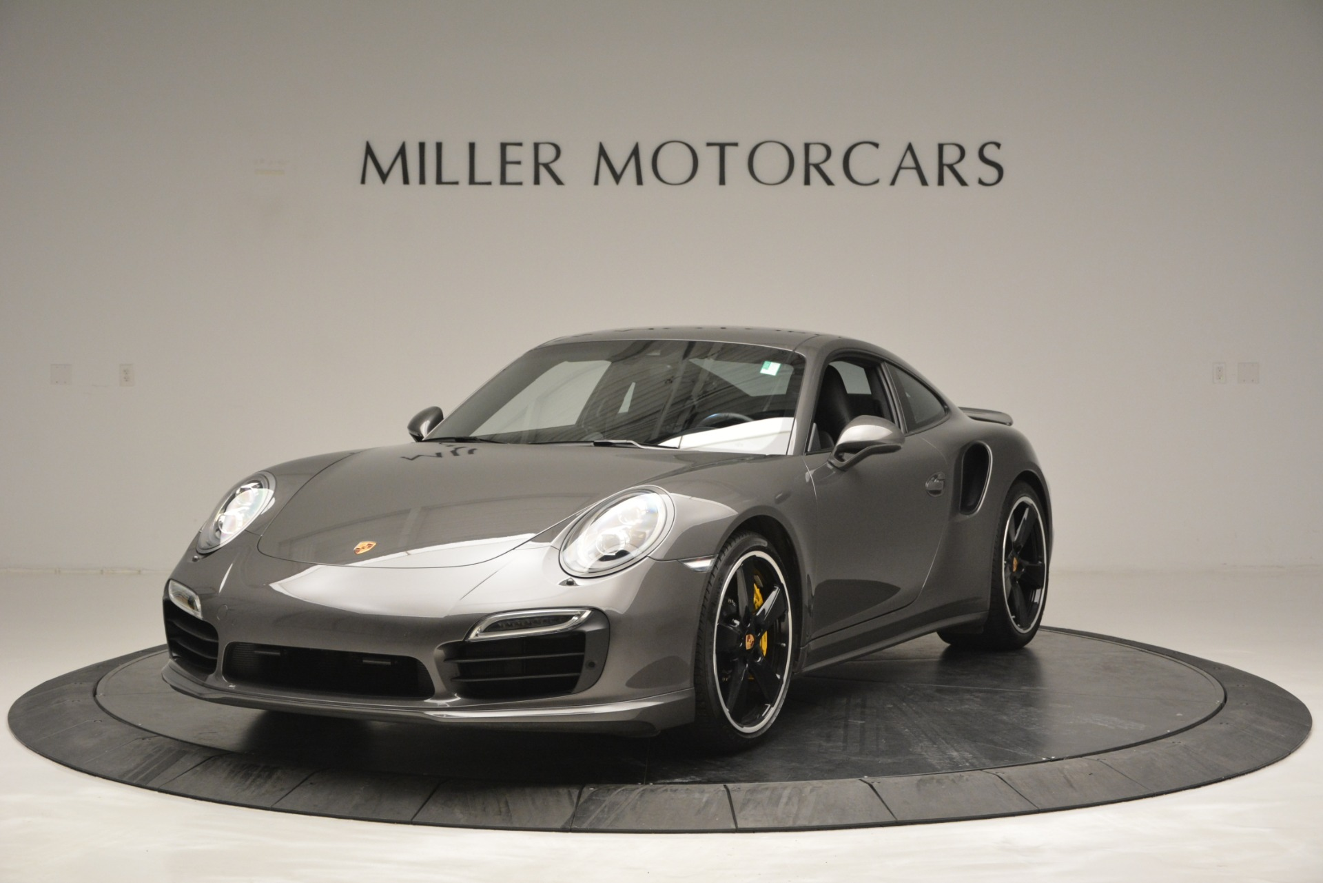 Used 2015 Porsche 911 Turbo S for sale Sold at Bentley Greenwich in Greenwich CT 06830 1