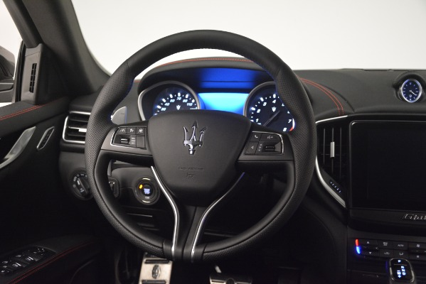 New 2019 Maserati Ghibli S Q4 GranSport for sale Sold at Bentley Greenwich in Greenwich CT 06830 25