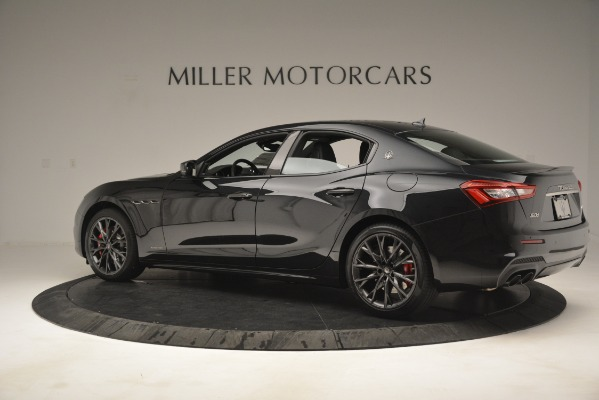 New 2019 Maserati Ghibli S Q4 GranSport for sale Sold at Bentley Greenwich in Greenwich CT 06830 4