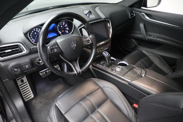 New 2019 Maserati Ghibli S Q4 GranSport for sale Sold at Bentley Greenwich in Greenwich CT 06830 13