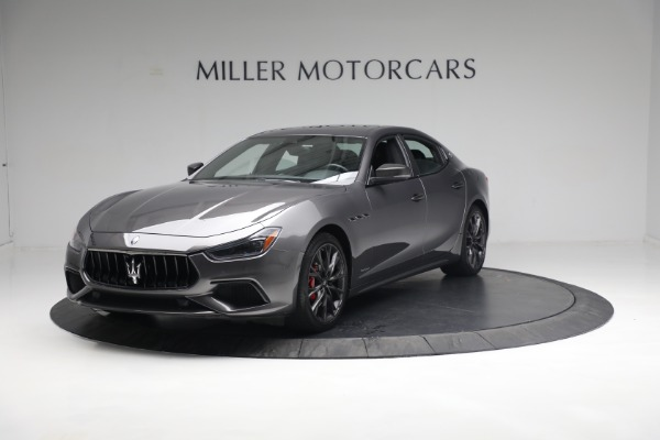 New 2019 Maserati Ghibli S Q4 GranSport for sale Sold at Bentley Greenwich in Greenwich CT 06830 1