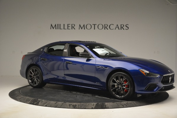 New 2019 Maserati Ghibli S Q4 GranSport for sale $99,040 at Bentley Greenwich in Greenwich CT 06830 10