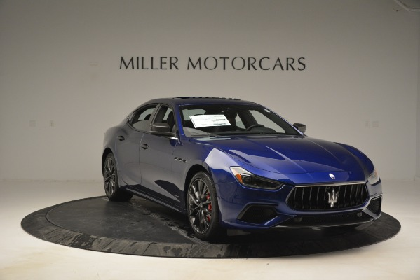 New 2019 Maserati Ghibli S Q4 GranSport for sale $99,040 at Bentley Greenwich in Greenwich CT 06830 11