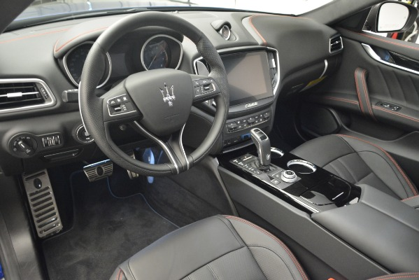 New 2019 Maserati Ghibli S Q4 GranSport for sale $99,040 at Bentley Greenwich in Greenwich CT 06830 14
