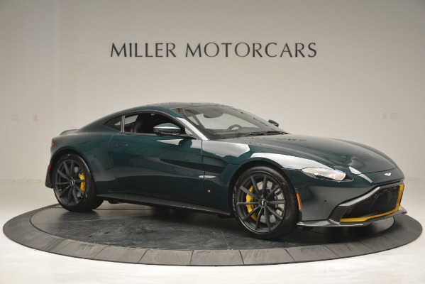 Used 2019 Aston Martin Vantage Coupe for sale Sold at Bentley Greenwich in Greenwich CT 06830 10