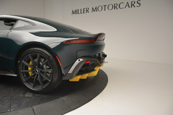 Used 2019 Aston Martin Vantage Coupe for sale Sold at Bentley Greenwich in Greenwich CT 06830 17