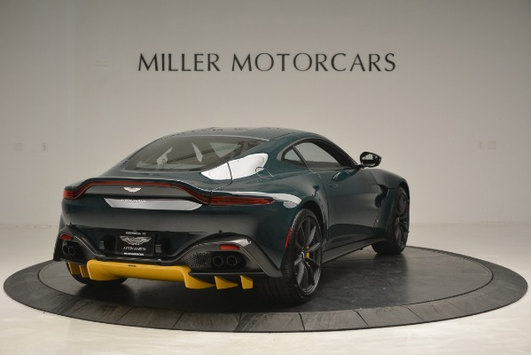 Used 2019 Aston Martin Vantage Coupe for sale Sold at Bentley Greenwich in Greenwich CT 06830 7