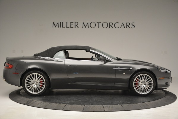 Used 2009 Aston Martin DB9 Convertible for sale Sold at Bentley Greenwich in Greenwich CT 06830 13