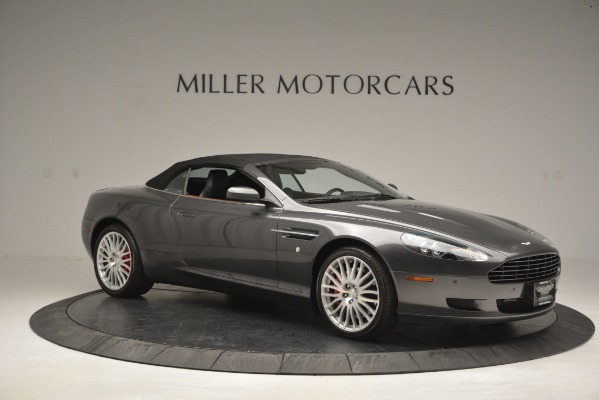 Used 2009 Aston Martin DB9 Convertible for sale Sold at Bentley Greenwich in Greenwich CT 06830 14