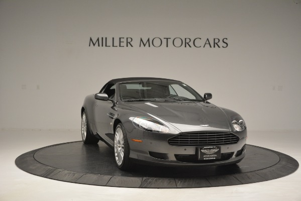 Used 2009 Aston Martin DB9 Convertible for sale Sold at Bentley Greenwich in Greenwich CT 06830 15